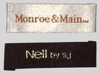 Woven Labels -01