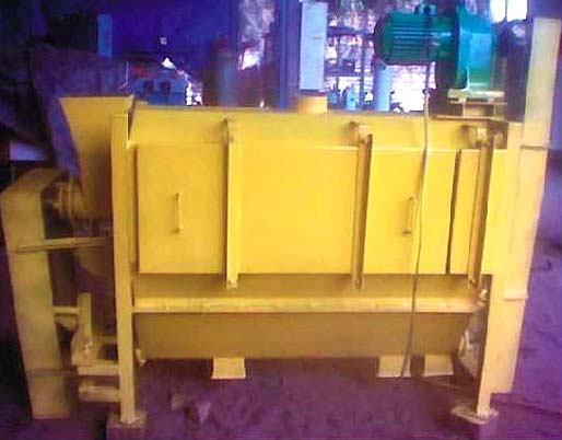 Double Rotary Sifter