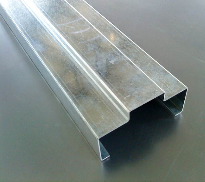 Steel Doors And Frames : Steel door frame jamb sections manufacturer