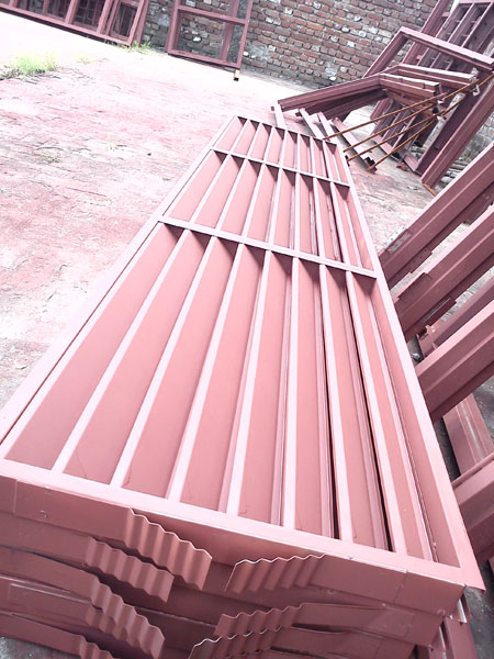 Steel Fixed Louvers