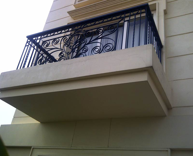 Stainless Steel Balcony Railings Manufacturer in Ludhiana ...