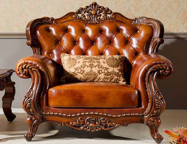 Carved Wooden Sofa Manufacturer From India Id