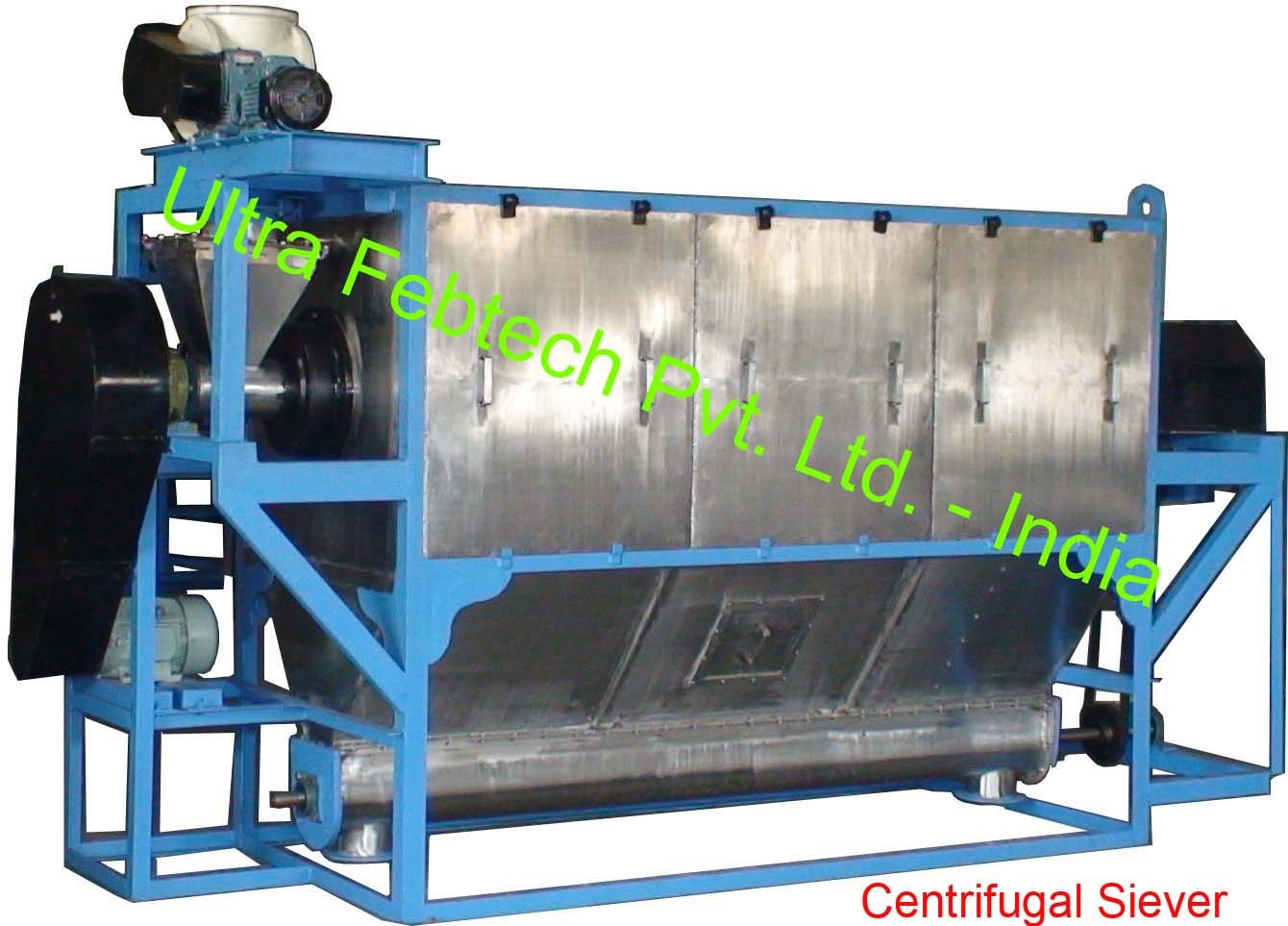 Guar Gum Plants Machine (1)