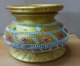 Handmade Decorative Kalash