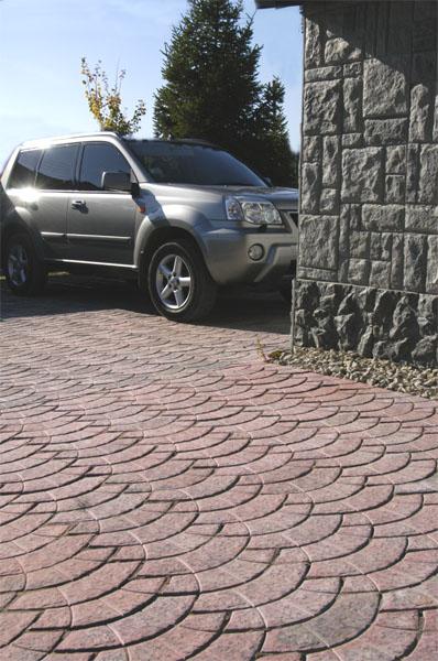 Paving Tile (crescent) (DG - 106-109)