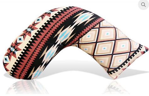 Navajo Print Bosom Baby Nursing Pillow Cover
