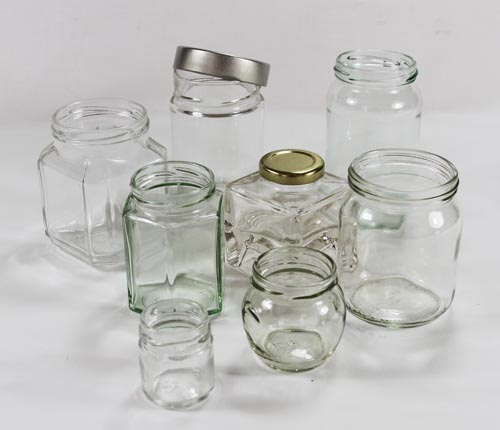 Gram Glass Jars