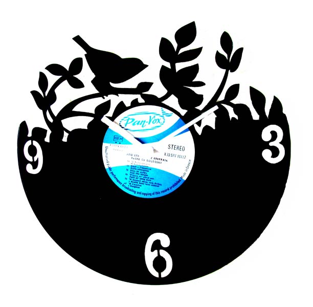 Buy Gramophone Record Wall Clock From Balaji Time Square