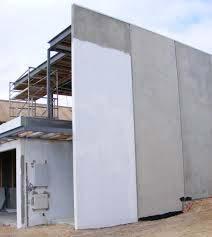 Precast Concrete Wall Structure