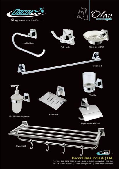 Br Bathroom Accessories Manufacturer