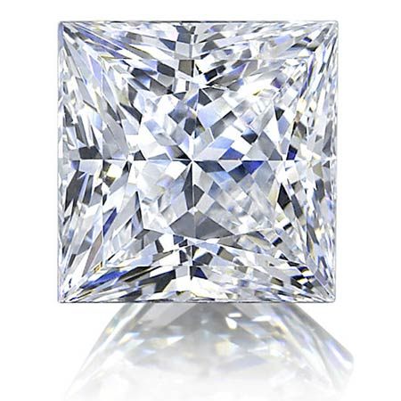 Princess Shaped Diamonds (Princess Shaped Diam)
