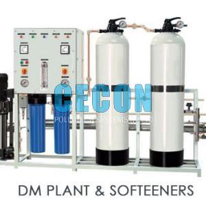 DM Plant & Softeners