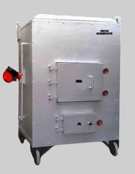 Electrical Incinerator