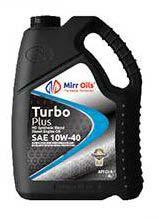 Turbo Plus Engine Oil