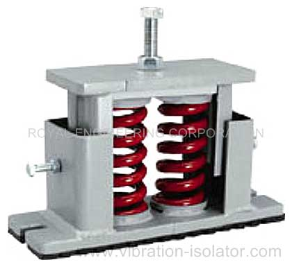Housed Multi Coil Spring Isolator Manufacturer
