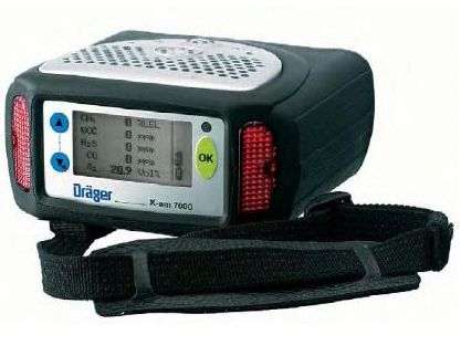 Drager Gas Detector