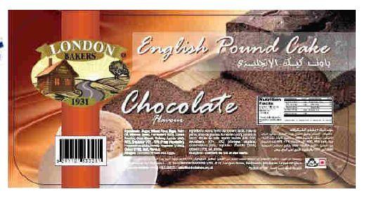 London Bakers Cake