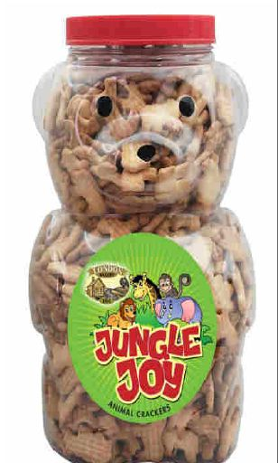 London Bakers Jungle Joy Animal Crackers