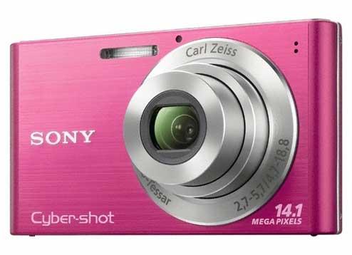 Sony Digital Camera ((DSC-W320))