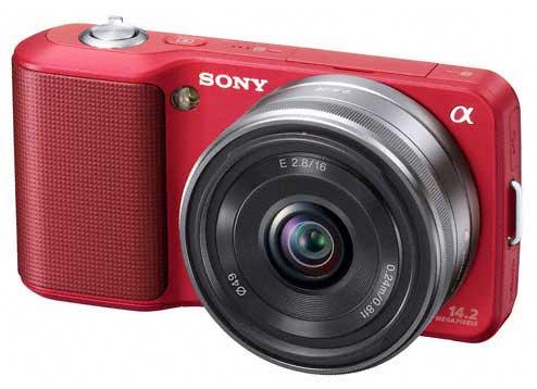 Sony Digital Camera ((NX 3) (HVR-HD1000))