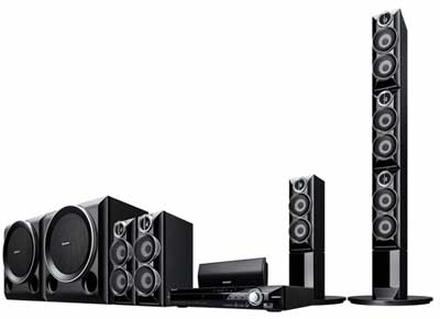 Sony Home Theater System ((DAV-JZ8888K))