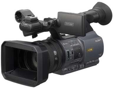 Sony Professional Camera (DSR-PD175)
