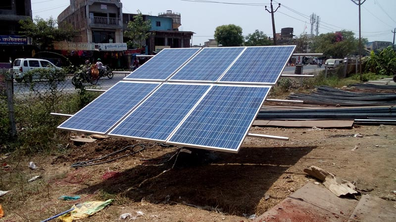 Buy Solar Water Pump From Nine Star Systems Gandhinagar