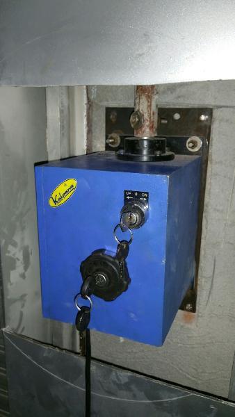 ELECTRIC ROLLING SHUTTER