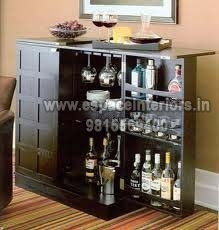 Living Room Bar Unit