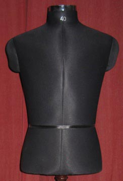 Male Dress Form