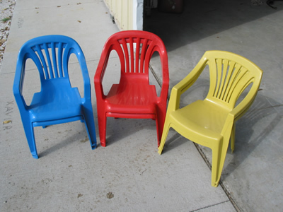 Kids Chairs (HP005)
