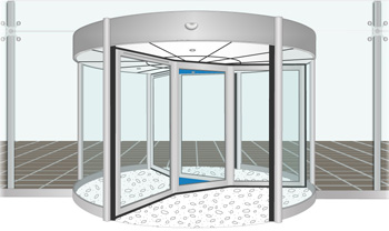 automatic revolving doors  sc 1 st  Exporters India & automatic revolving doors Manufacturer in Ludhiana Punjab India by ...