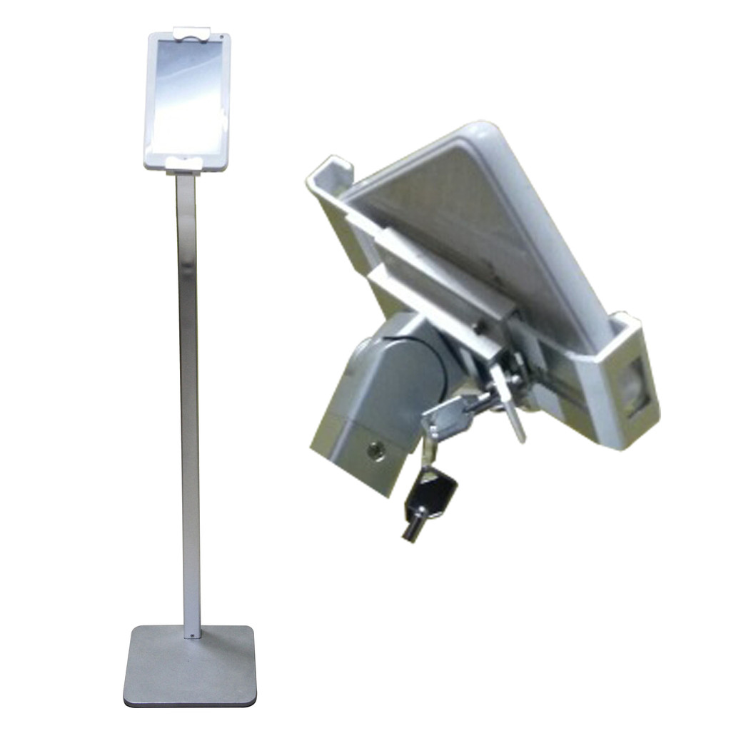 Ipad Floor Stand Manufacturer In Delhi India By Rife