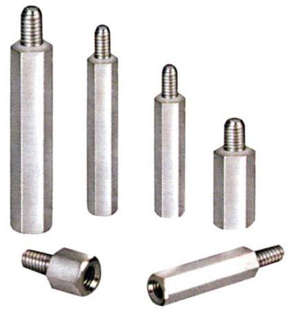 Steel Hexagonal Threaded Spacers (Steel Hexagonal Thre)
