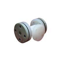 Polypropylene Tee Type Ejector