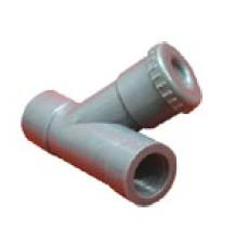 Polypropylene Y Type Strainer (Screwed End)