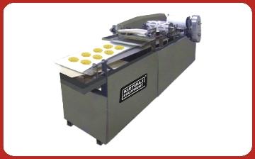 Semi Auto Papad Making Machine
