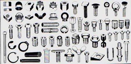 Bolts Nuts Screws Other Fastners Manufacturer In Mumbai Maharashtra Id 3961038