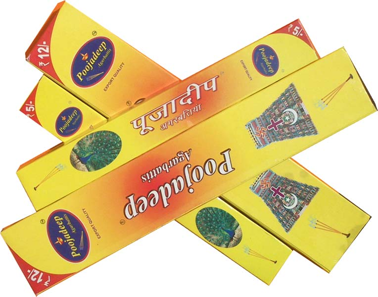 Buy Scented Incense Sticks From Tataf Agarbatti Industry