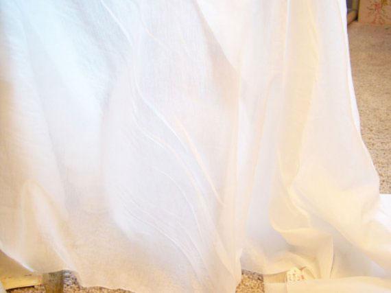 Dyeable Silk Fabric