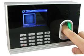 Buy attendance punching machine from BioEnable Technologies Pvt  Ltd