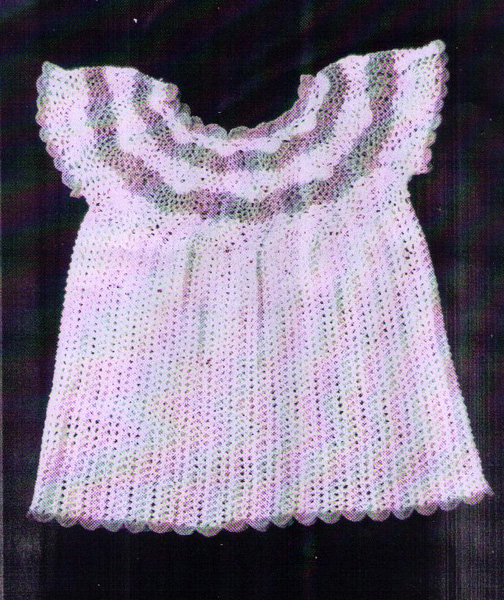 Crochet Baby Frock Manufacturer in Narsapur Andhra Pradesh India by ...