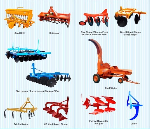 Name Of Parts Farm Implements : Agricultural implements manufacturer from