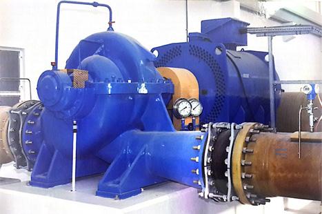 Aversa pumps