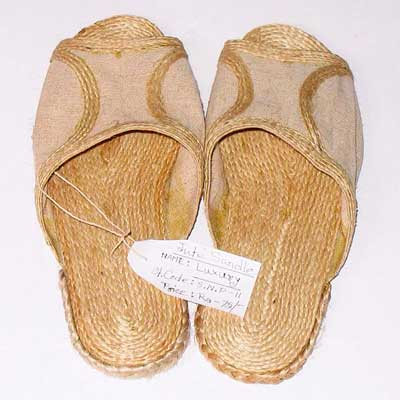 17187a4b3004 Buy Jute Sandals (JS 003) from Dolly Natural Product