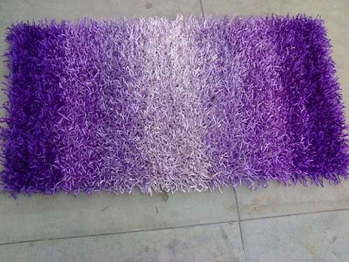 Polyester Shaggy Carpet (SN0061)