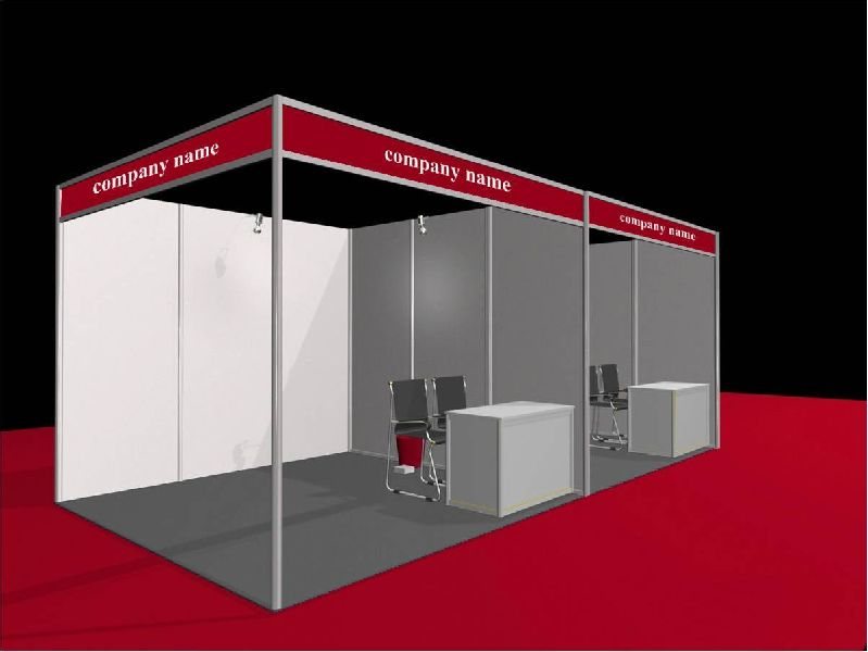 Exhibition Stall Material : Buy exhibition stalls from d.c. metal corporation delhi india id