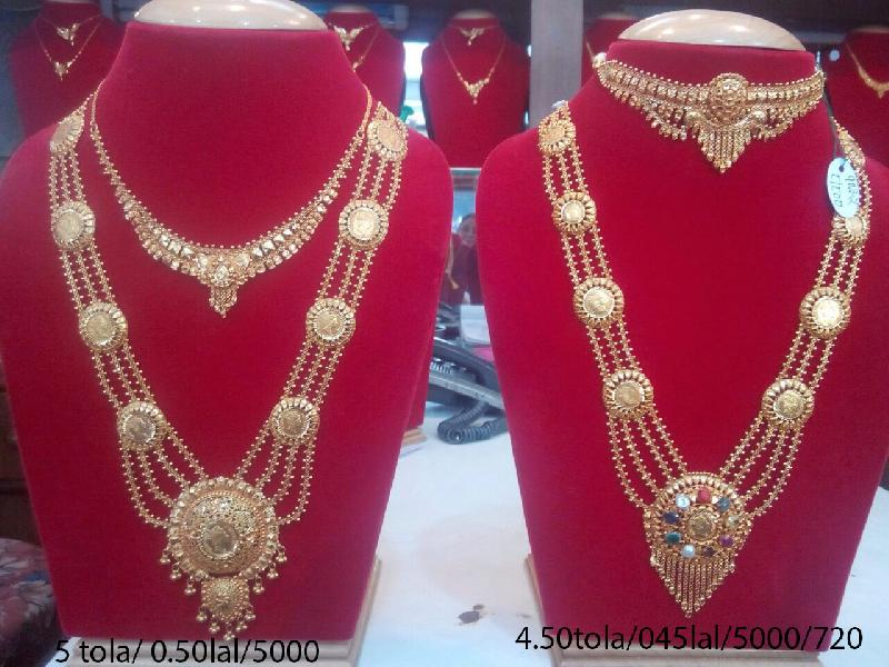 24 Karat Gold Jewellery