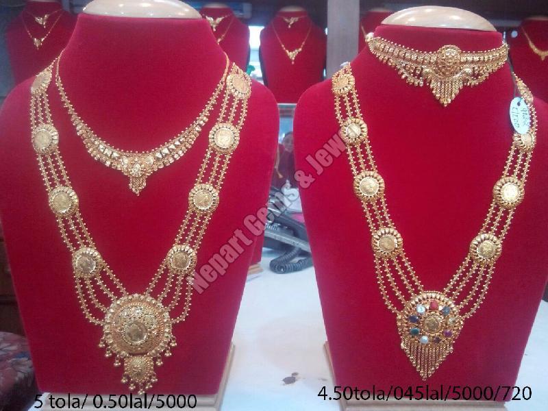24 Karat Gold Jewellery Manufacturer in Kathmandu Nepal by Nepart ...