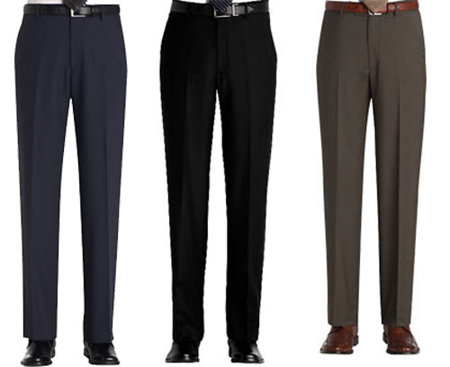 Mens Formal Trousers Manufacturer Manufacturer From Rajkot India